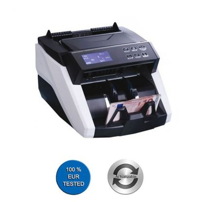 Counterfeit bill detector and value counter DP 6500E