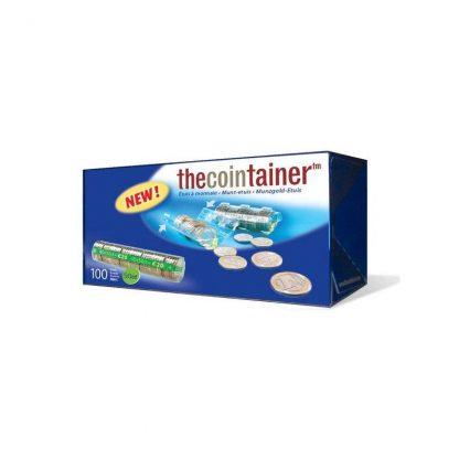 Cartucho portamonedas Thecointainer 50 céntimos