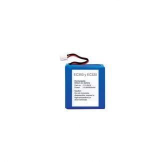 batería recargable para detectores de billetes EC350 y EC320