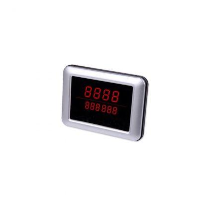 Pantalla externa para Totalizador de Billetes CDP 5500