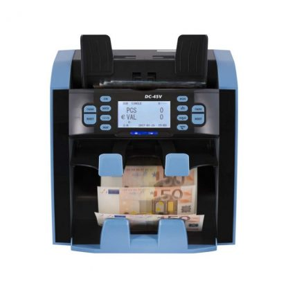 Totalizador y Detector de Billetes Falsos DP-8110 (VB)