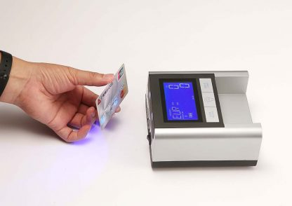 Counterfeit Bill Detector EC-500 LED UV Multi-currency-2