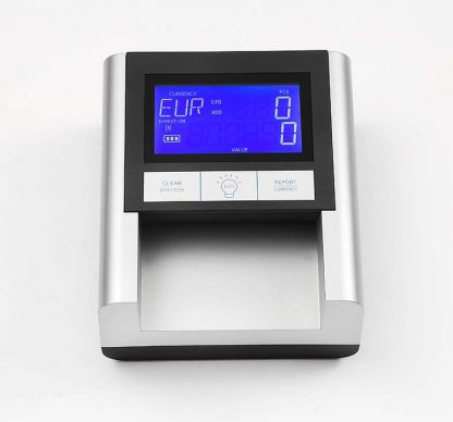 Counterfeit Bill Detector EC-500 LED UV Multi-currency-3