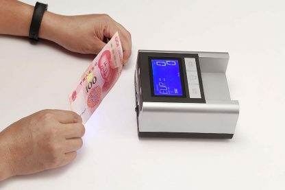 Counterfeit Bill Detector EC-500 LED UV Multi-currency-5