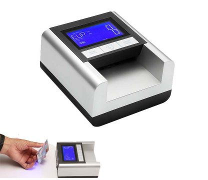 Detector De Billetes Falsos Multidivisa EC-500 Led UV