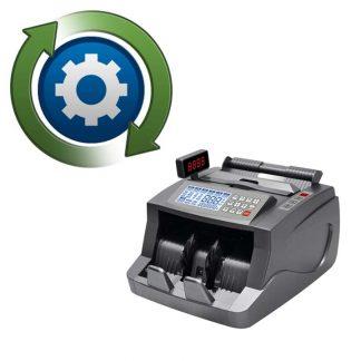 Actualizacion Totalizador y Detector de Billetes Falsos CDP 5500 Euro